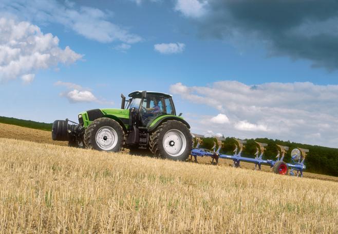 Трактор «Agrotron L 720»