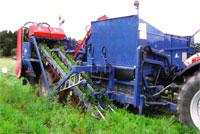 Прицепный морковоуборочный комбайн «Т-240В»