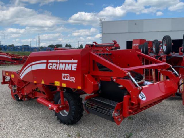 Картофелекопалка WR-200 (Россия) Grimme(на складе)