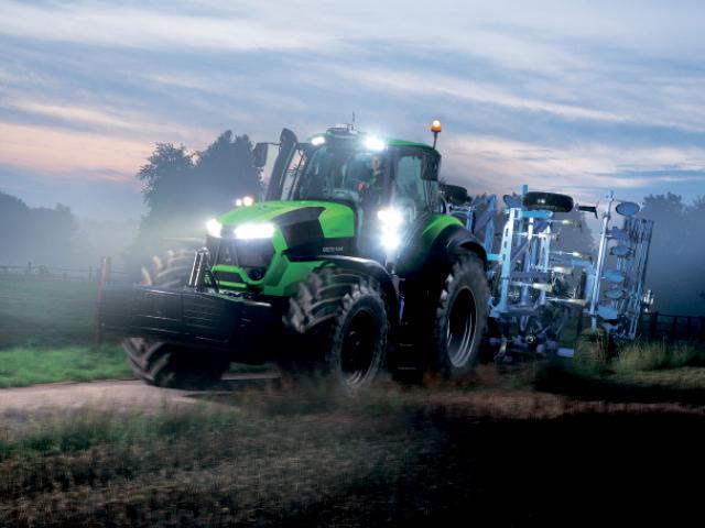 Трактор Agrotron 9340