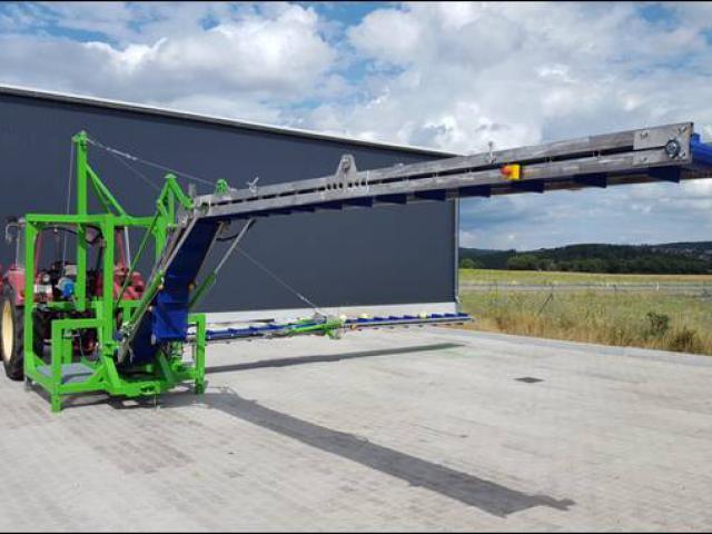 Транспортер полевой для уборки овощей ZEMA Effekt